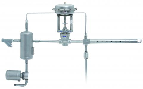 Lanzas para humectacion directa con vapor DSH