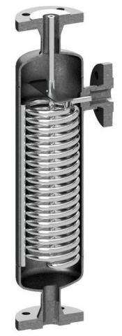 Enfriador de condensado HCC