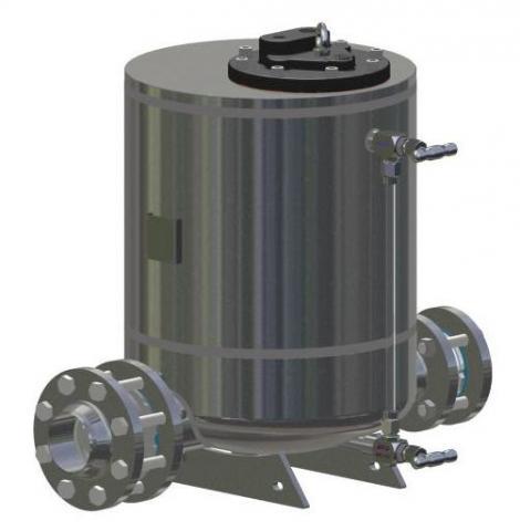 Bomba de impulsion de condensado DN80x50 PPA