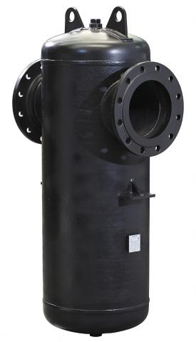 Separador centrifugo de aire con filtro incorporado DN32-300 PN16 AS-AS/F
