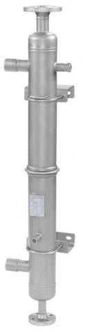 Intercambiador de carcasa y tubos STS