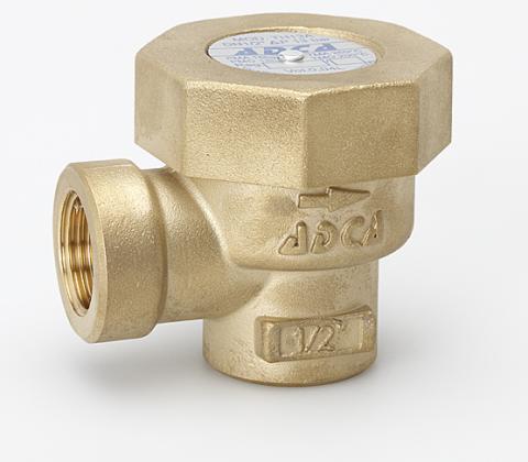 Purgador termostatico y eliminador de aire DN15 PN16 TH13A