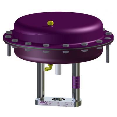 Actuador neumatico lineal PA205-PA435