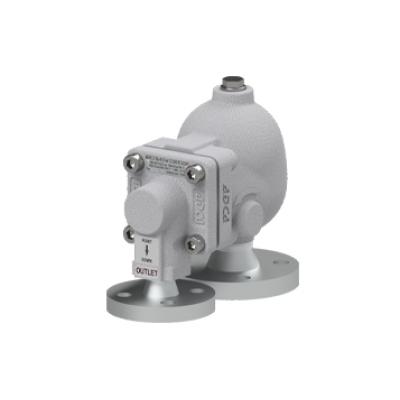 Eliminador de aire y gases para redes de liquidos acero inoxidable DN25X15 AE41.2