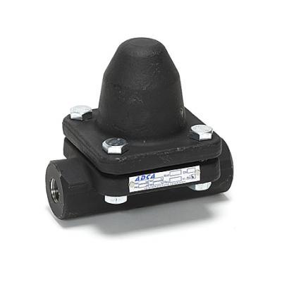 """Bimetallic steam traps and air eliminators BM140  (1/2"""" – 1""""; DN 15 – DN 25)"""