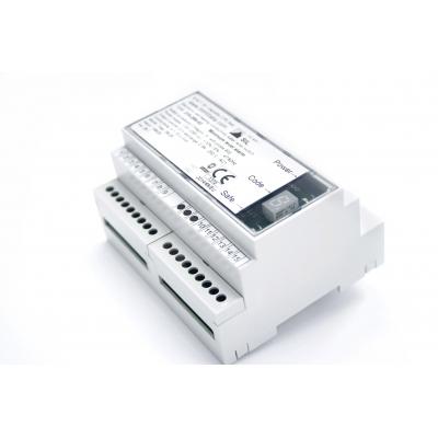 Controlador de alarma de nivel alto con auto chequeo y bloqueo SIL-3 Serie 221