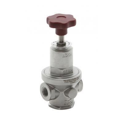Diaphragm sensing pressure sustaining valve PS30SS