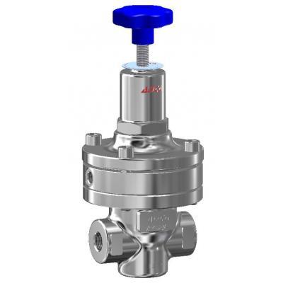 Diaphragm sensing pressure sustaining valve PS4