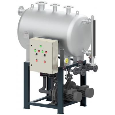 Electric condensate recovery units ECRU