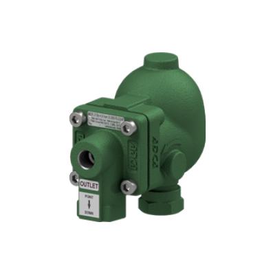 Eliminador de aire y gases para redes de liquidos acero al carbono DN25X15 AE31.2