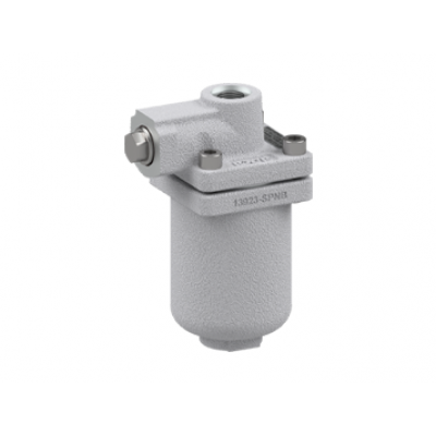 Eliminador de aire y gases para redes de liquidos acero inoxidable DN15X1/2 DN25X1/2 AE50i