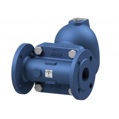 Eliminador de condensado para aire comprimido y gases FA25.3 DN40-50