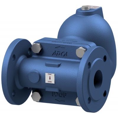 Eliminador de condensado para aire comprimido y gases FA35.3 DN40-50