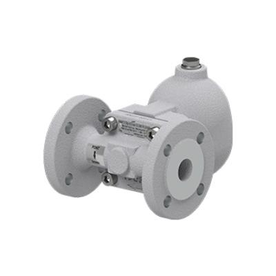 Eliminador de condensado para aire comprimido y gases acero inoxidable FA41.1 DN15-25
