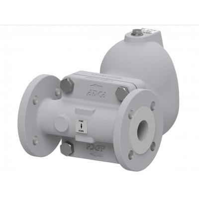 Eliminador de condensado para aire comprimido y gases FA45.3 DN40-50