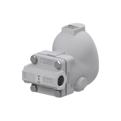 Eliminador de condensado para aire comprimido y gases FA45.1 DN25