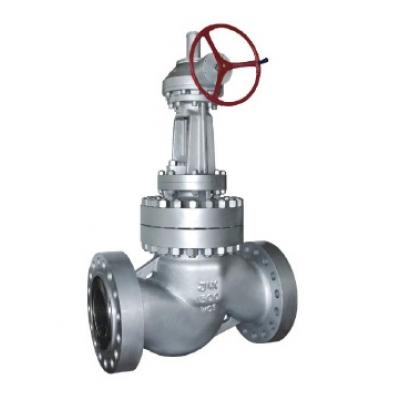 Flanged Globe valve type bolted bonnet class 1500 Lbs