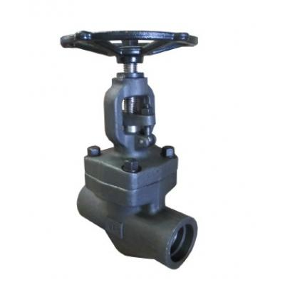 Forged Globe Valve type bolted bonnet class 1500 Lbs