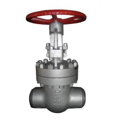 Forge Gate Valve type Bolted Bonnet class 1500 Lbs