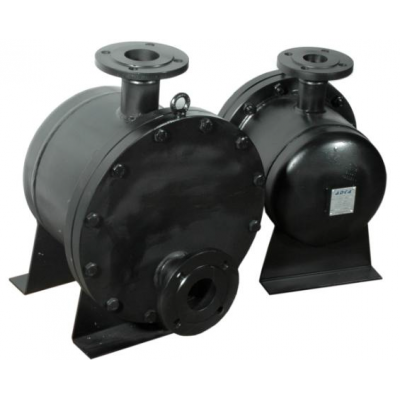 Float and thermostatic steam traps FLT50S and FLT65S (Fabricated steel)