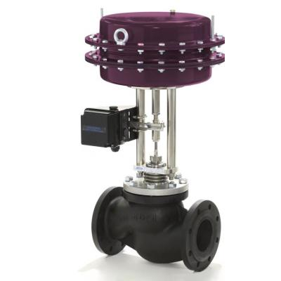 Linear pneumatic actuators PA45