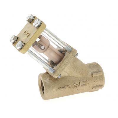 Mirilla de condensados con retencion roscada SCK
