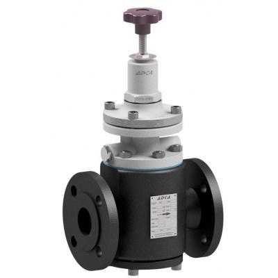 Pilot operated pressure reducing valves PRV47 (Steel) and PRV47I (St. Steel)