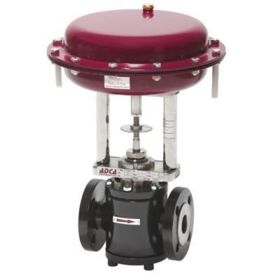Pneumatic control valves PV40S DN15-50