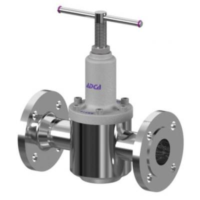 Diaphragm sensing pressure reducing valve PRV30SS DN 40 – DN 50