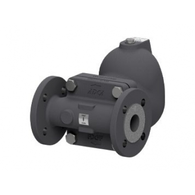 Purgador de boya acero al carbono DN40-50 PN16 FLT37