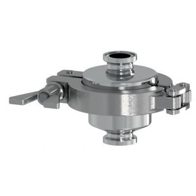 "Purgador termostatico para vapor limpio de alta capacidad TSS6H (1/2"" – 11/2"")"