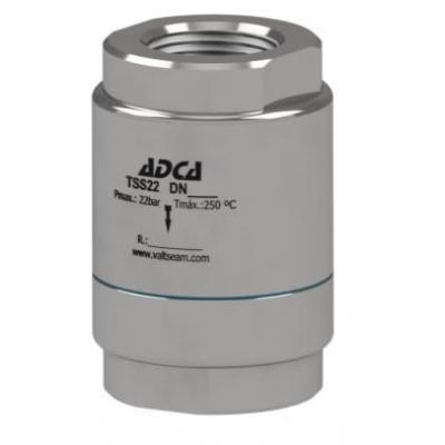 Purgador termostatico inoxidable DN08-25 TSS22