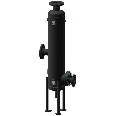 Flash vessels RVST (With inbuilt steam trap)