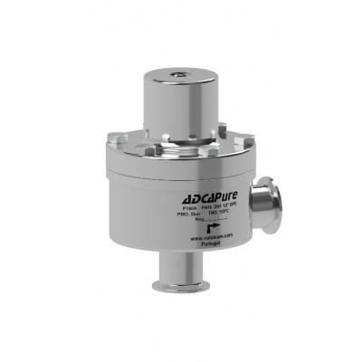 Sanitary pressure reducing valve  P160A (Dome loaded)
