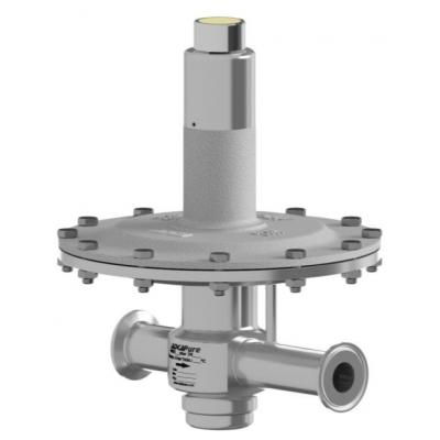 Sanitary blanketing regulators BKR2 (low pressure regulator)