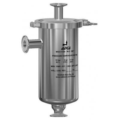 Separador de humedad para vapor limpio DN15-50 S10HV