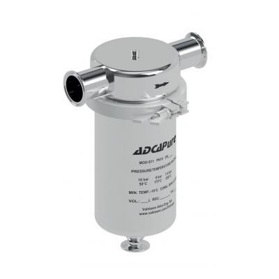 Separador de humedad para vapor limpio DN15-50 S11