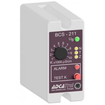 TDS Controller for steam generators (Automatic purge of dissolved solids)  BCS-211