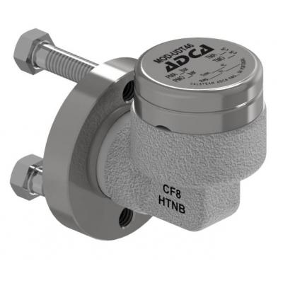 Thermodynamic steam trap UDT46  (For use with universal pipeline connectors)