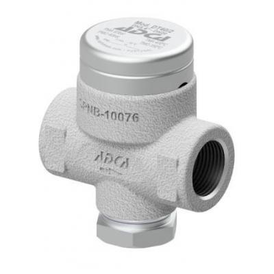Purgador termodinamico con filtro DN15-25 PN63 DT40/2