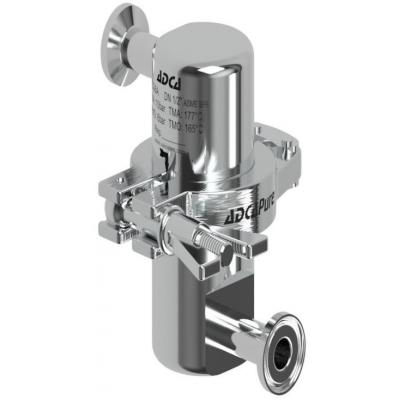 "Balanced pressure thermostatic steam trap clean steam trap SS6A (1/2"" – 3/4"" ASME BPE)"