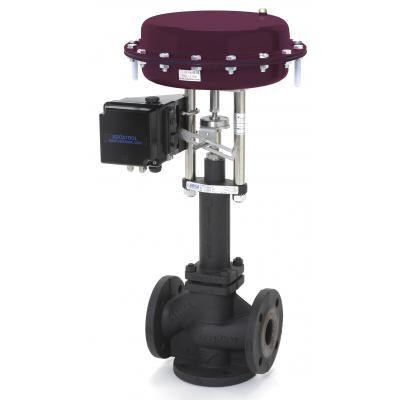 Pneumatic control valves PV253G DN15-DN150