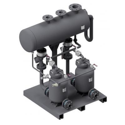 Unidad compacta de impulsión de condensado POPS-KD Duplex
