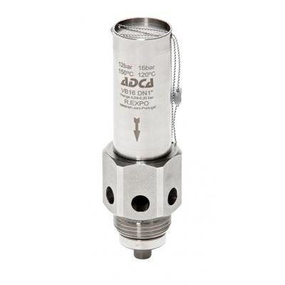 Vaccum breaker DN15-25 VB16