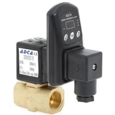 Valvula automatica para drenaje de condensado DN15-20 CAD