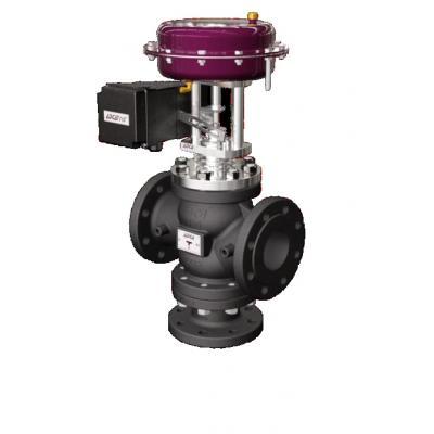 Valvula de control de 3 vias DN65-100 PV403