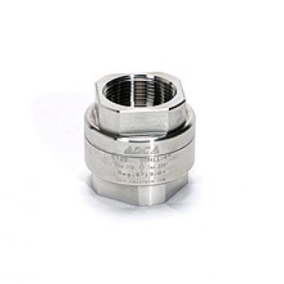 Valvulas de retencion roscadas DN08-50 PN25 RT25