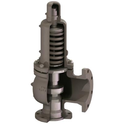 Válvula de seguridad S1415 ASME/ANSI B16.5 ANSI 150-2500 Lbs