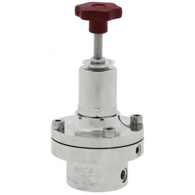 Valvula mantenedora de presion DN8-10 PN40 PS7