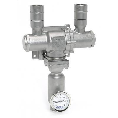 Valvula mezcladora vapor agua DN20 MX20